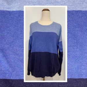 Jeanswest long sleeved knit oversized loose fit